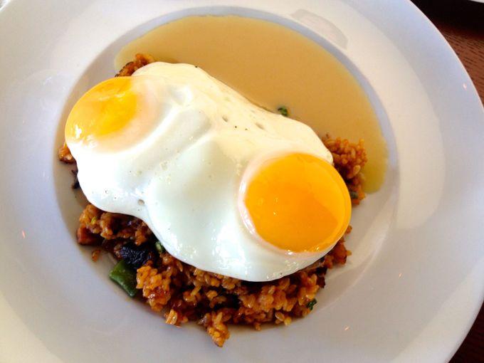 「MWレストラン」のお洒落なパシフィック・リム料理が人気!
