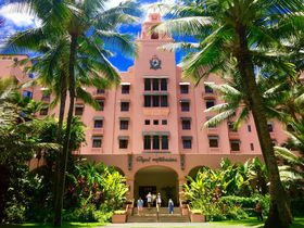 ハワイのおすすめ高級ホテル5選!憧れのラグジュアリーステイ