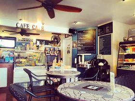 マウイ島の隠れ家的カフェ「CAFE CAFE」でほっと一息