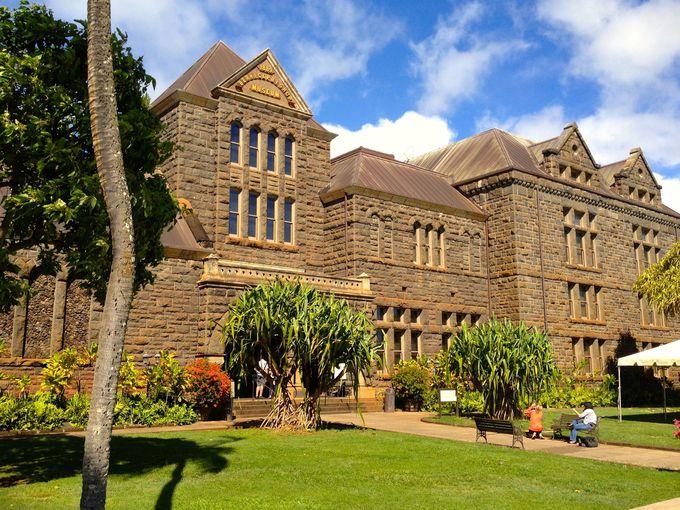 ハワイの文化を伝え続ける「ビショップミュージアム」が人気