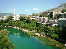ボスニアが誇る世界遺産!美しき古都モスタルを散策