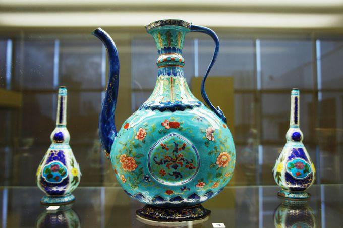 トルコやシリアの中世の陶磁器が美しすぎる!