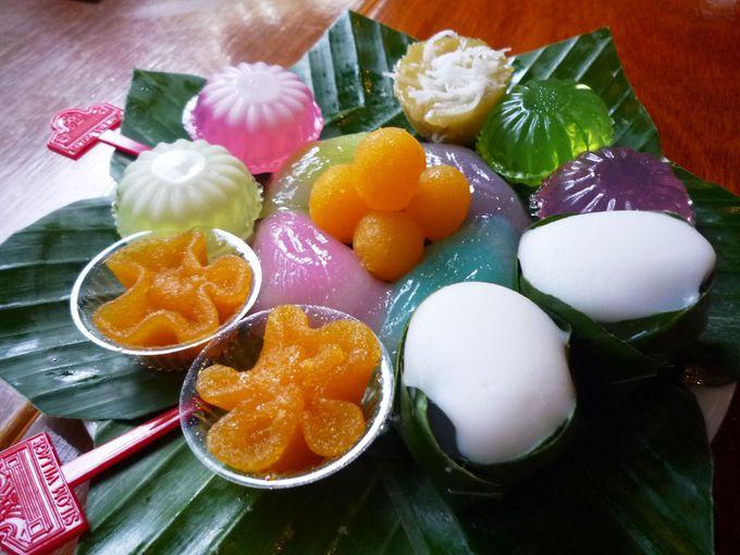 セレモニーやお祝い行事に登場する伝統菓子たち