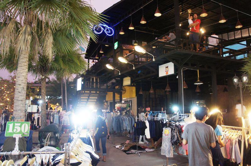 買・食・飲・遊!今バンコクで注目のナイトスポット「JJ グリーンマーケット」