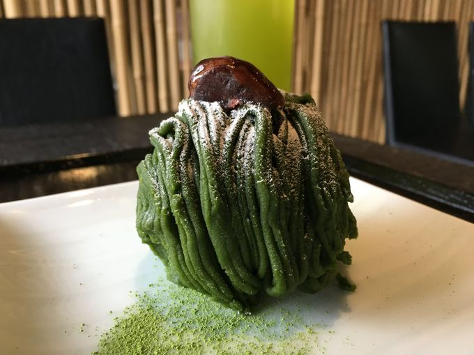 抹茶スイーツ&食事も楽しめる雅な日本茶喫茶「寿月堂 銀座 歌舞伎座店」