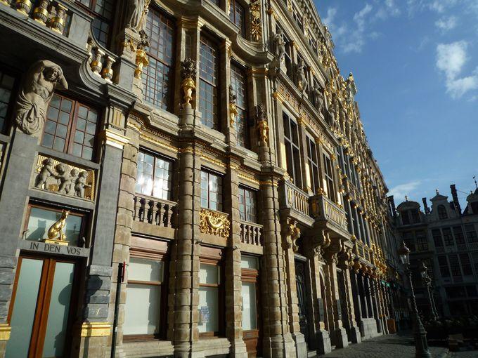 まずは世界遺産「グランプラス」はじめブリュッセルの解説から