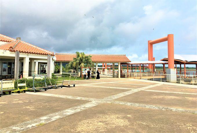石垣島から「西表島ジャングルホテルパイヌマヤ」へのアクセス