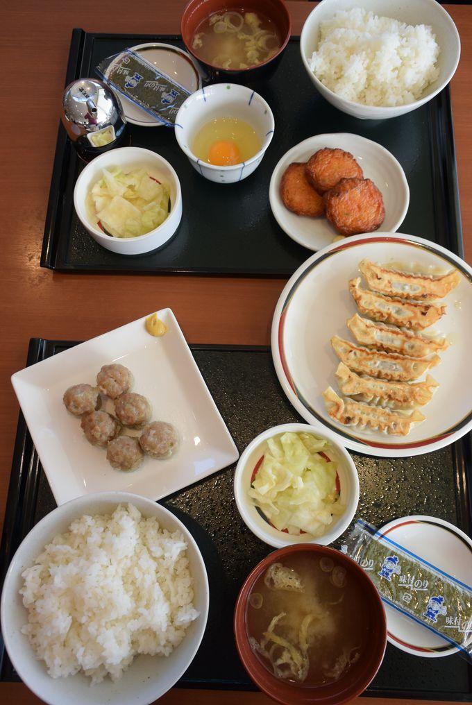 朝はしっかりお米が食べたい。お米派には札幌市民のソウルフードがオススメ。