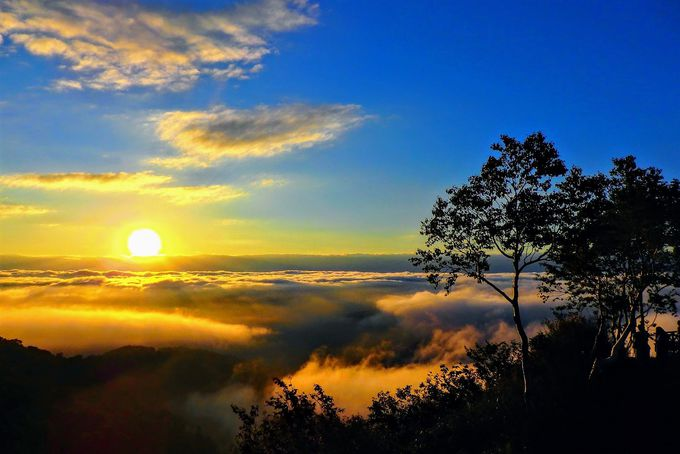 天空の絶景カフェ「てんぼうかふぇ」と穴場の絶景散策路