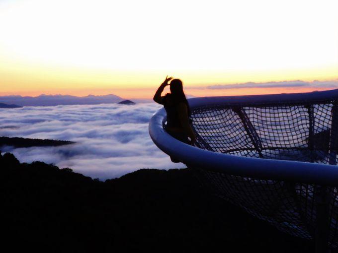 星野リゾート トマム「雲海テラス」ってどんな場所?アクセスは?