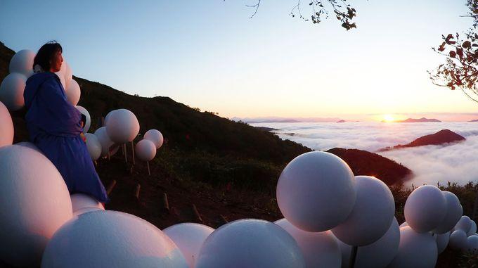 新展望スポット「Cloud Bed(クラウドベッド)」誕生!