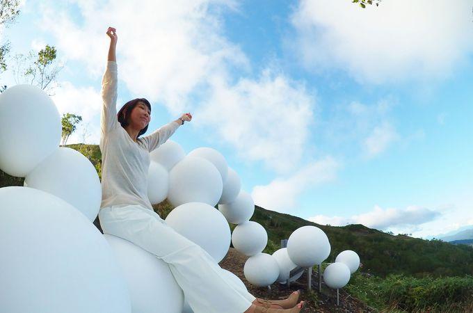 「Cloud Bed(クラウドベッド)」と「Contour Bench(コンターベンチ)」