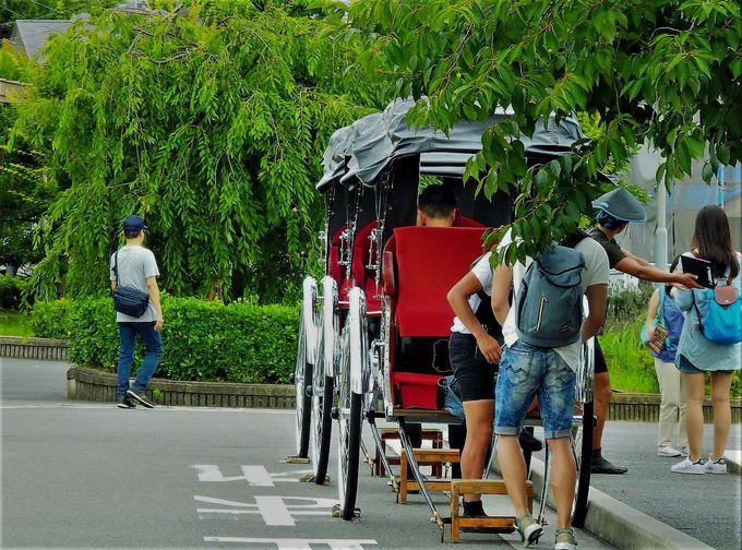 嵯峨野・嵐山ならではのオススメ情報、穴場情報をGET