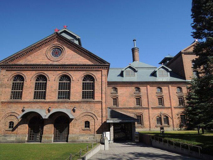 サッポロビール博物館はガイドツアーに参加せよ!!