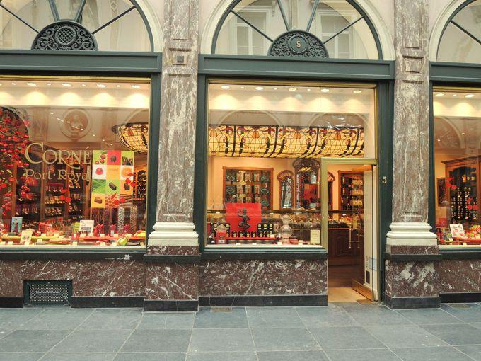 日本でも有名なあのベルギーチョコレート店の本店はココに!!