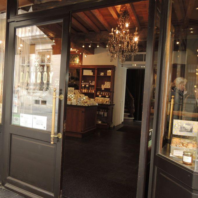 1829年創業の老舗、ブリュッセルのベストワッフルとは?