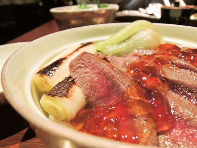 物産展で行列のできる「道産ヒレステーキ」を「丼」に!