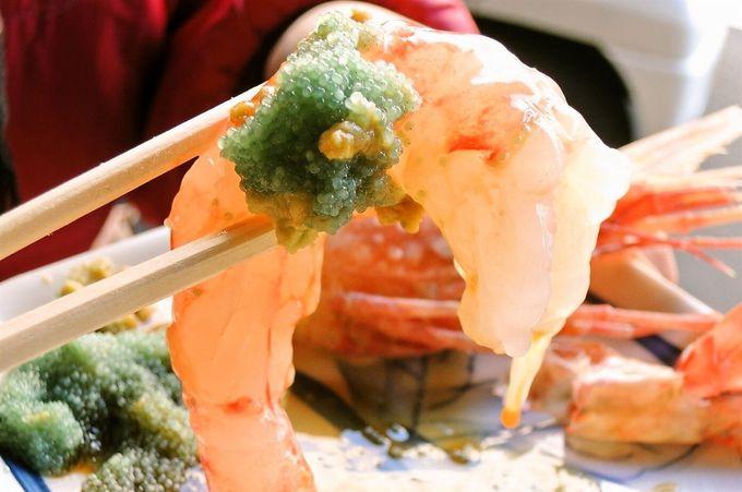 北海道ではやっぱりコレ!「市場」で海鮮を朝から食べ歩き