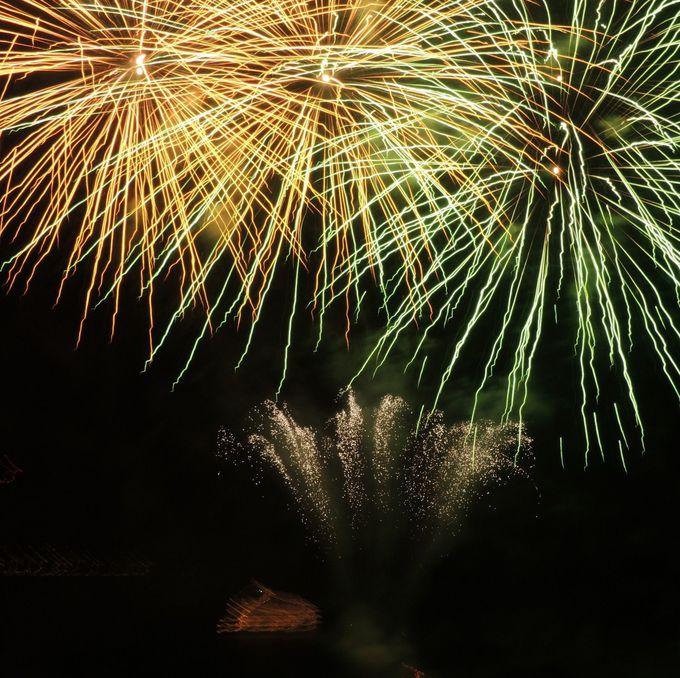 ロングラン花火大会・洞爺湖温泉冬まつりで、花火を楽しむ!