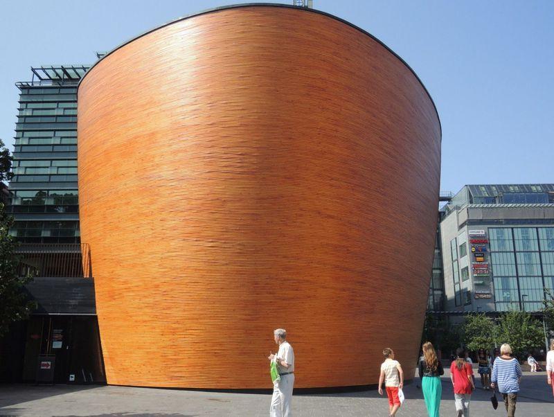 岩の中!?木の箱!?デザインの国フィンランドの教会が凄いッ!!