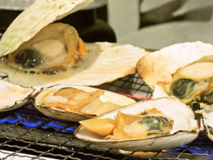 炙っても美味しい!味に変化をつけて更に広がる貝ワールド!