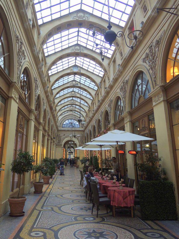 11.ギャルリーヴィヴィエンヌのパッサージュ(パリ)