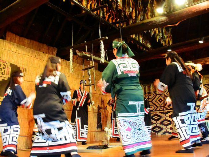 国の重要無形民俗文化財、必見の古式舞踏!