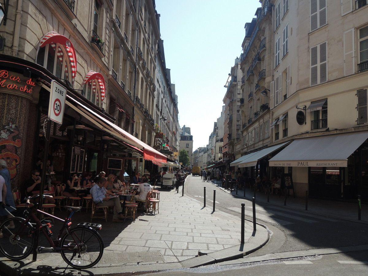 街歩きにピッタリ!パリ1号店のあるサンジェルマン・デプレ界隈
