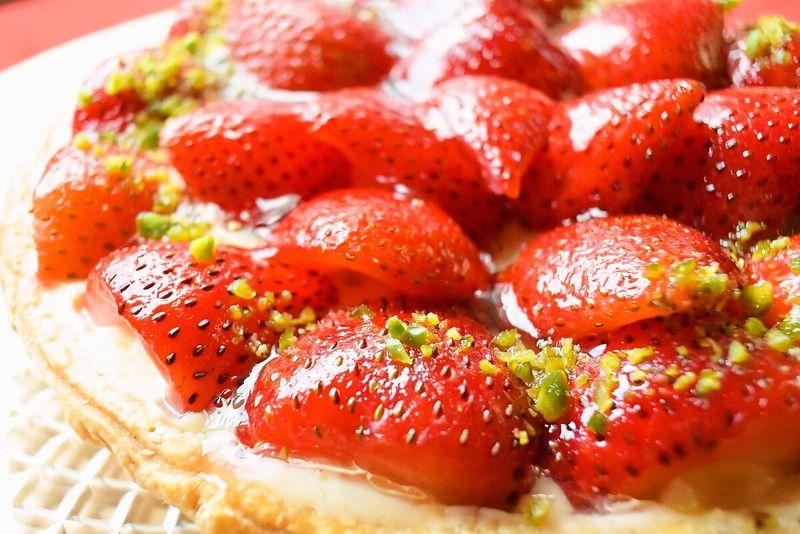 イチゴスイーツに夢中!山盛りイチゴが嬉しい札幌のカフェ5選