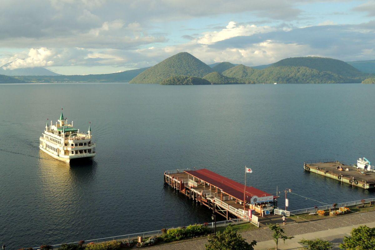 北海道屈指の観光地!洞爺湖を楽しもう!