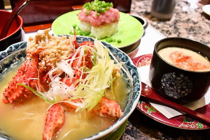 地元民も通う札幌のとびきり新鮮な「回転寿司」