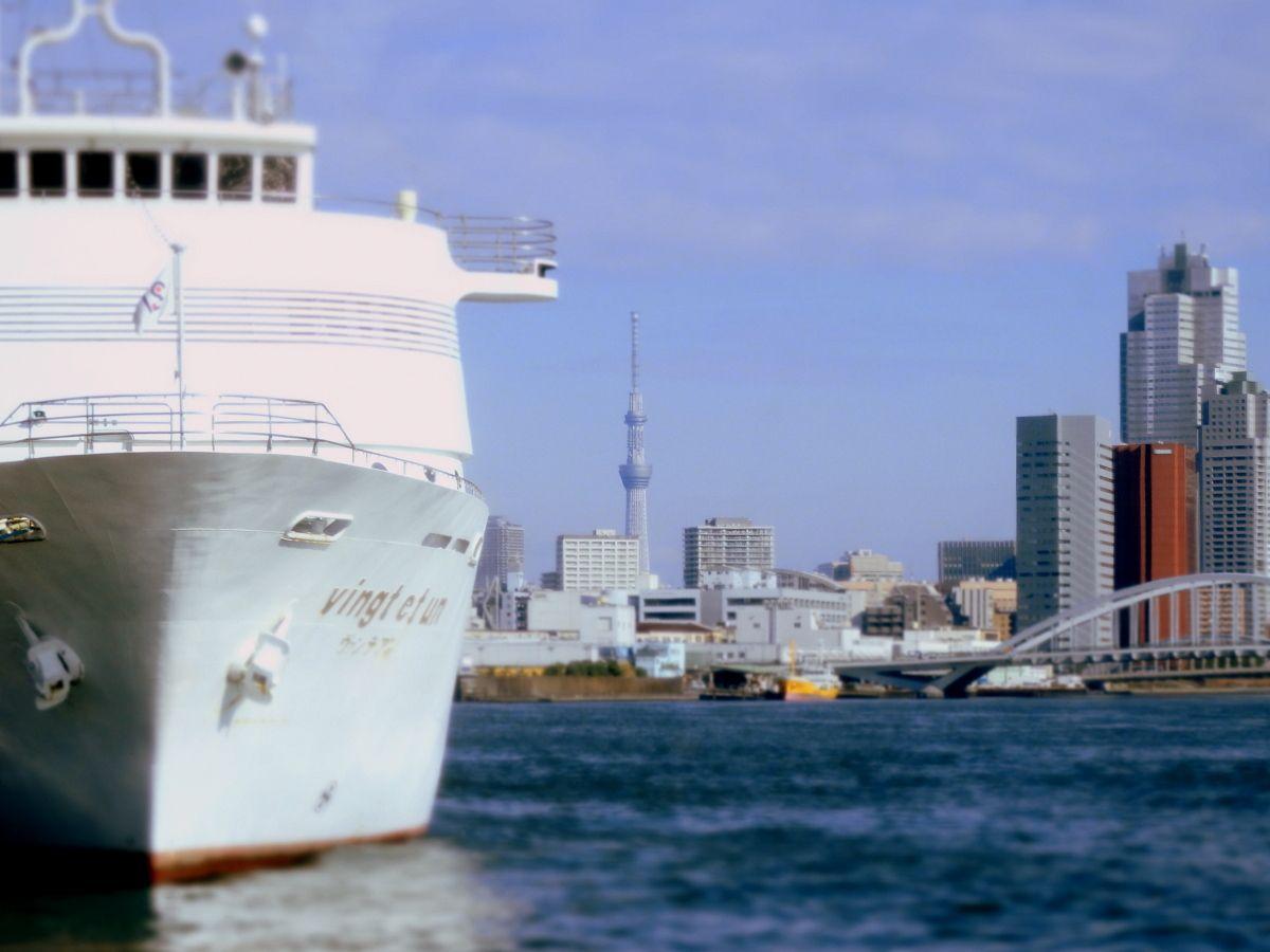 東京観光をお得に楽しむ海抜0mの景色