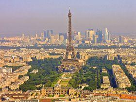 エッフェル塔を眺める特等席!「Le ciel de Paris」で絶景朝食を
