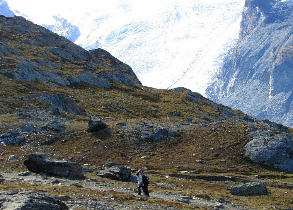 ハイキングも大人気!絶好のロケーション
