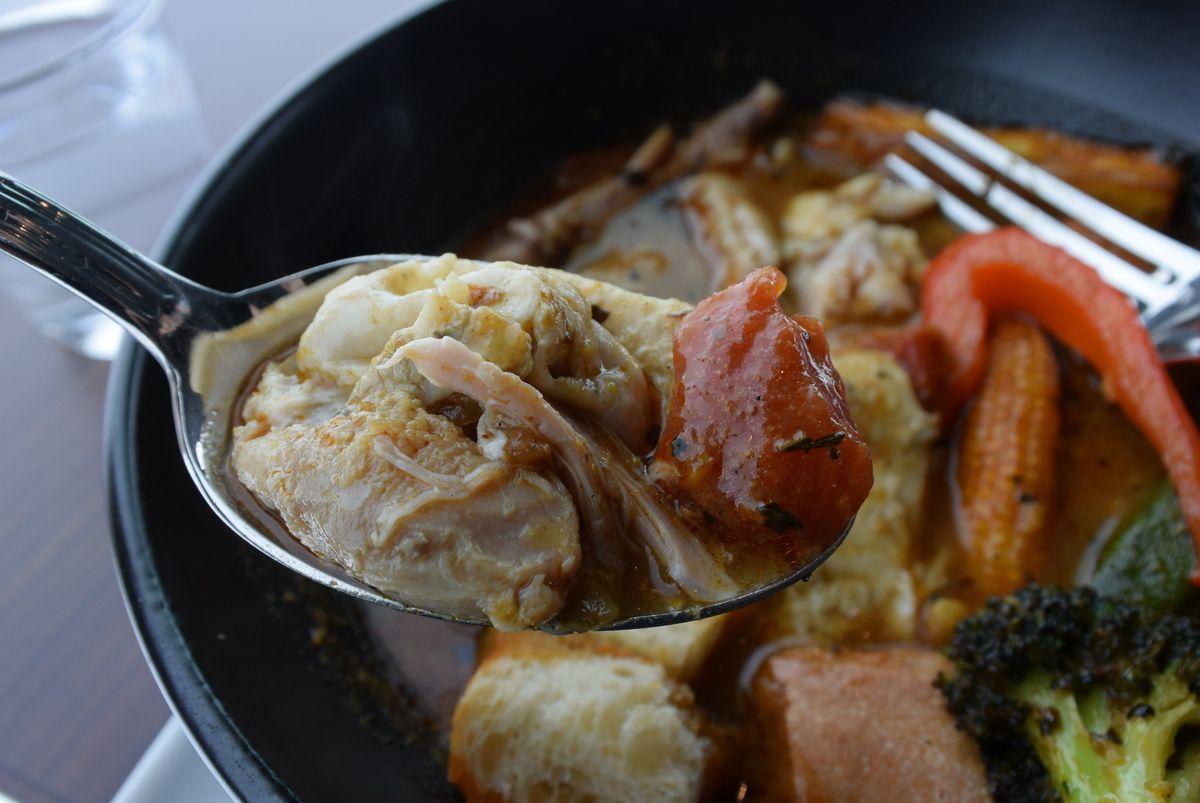 札幌グルメの定番スープカレー!ランチは意外とお得
