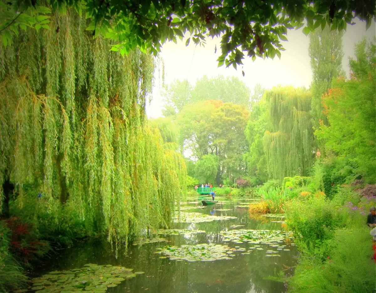 庭も芸術作品!フランス・ジヴェルニーにあるモネの庭