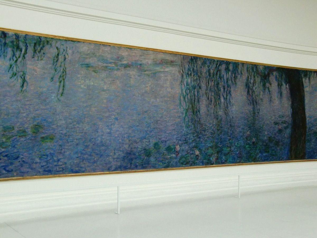 光の芸術家・モネの魅力が引き出された美術館