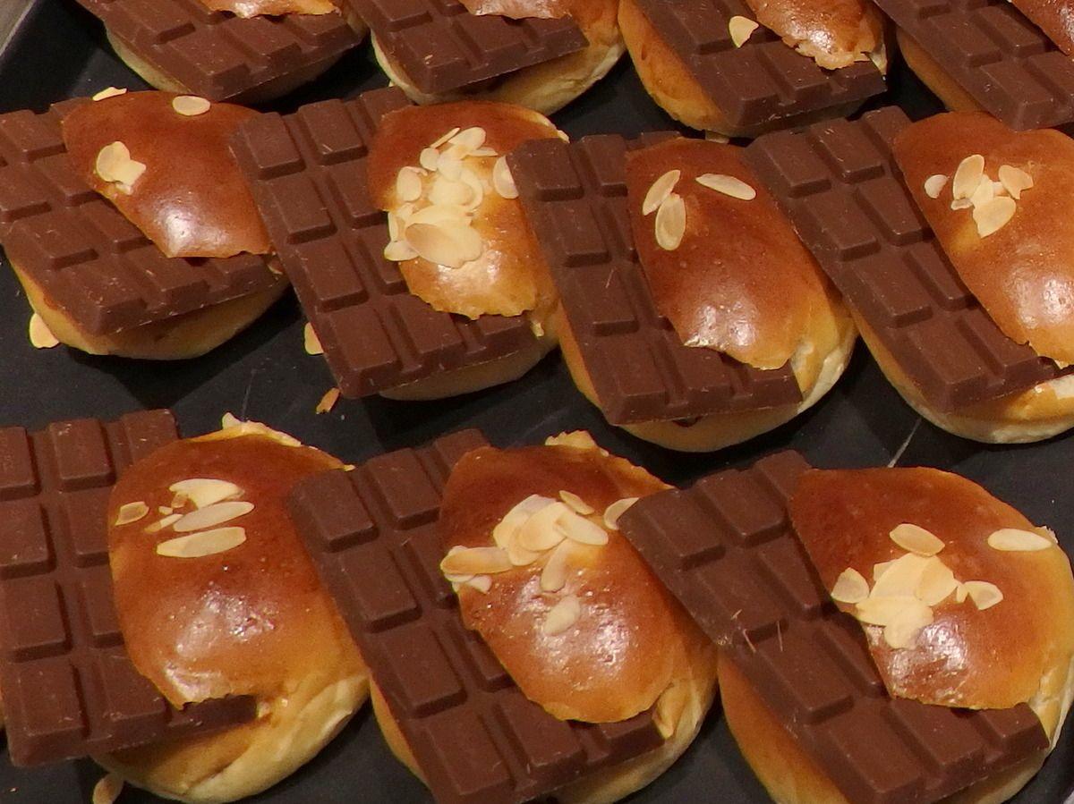 さすが「ROYCE'」!ただの板チョコパンじゃない味の秘密