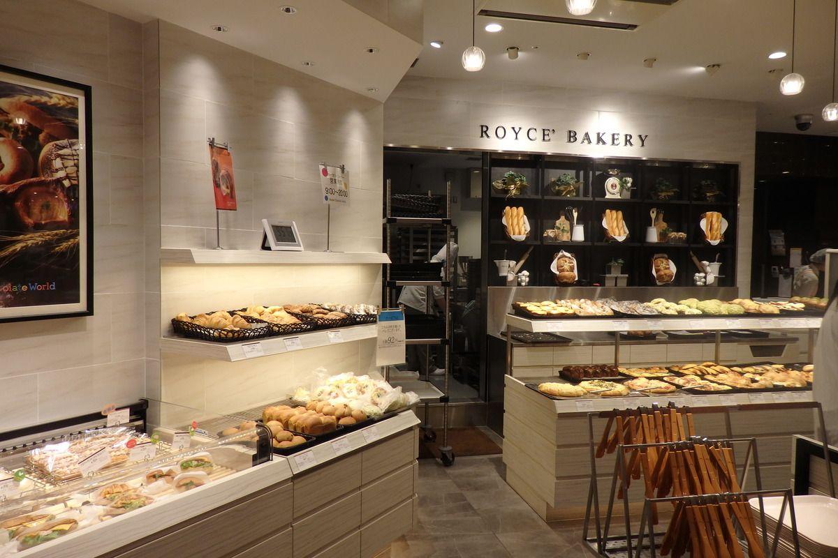 北海道の具材をふんだんに使った普通のパンも美味♪