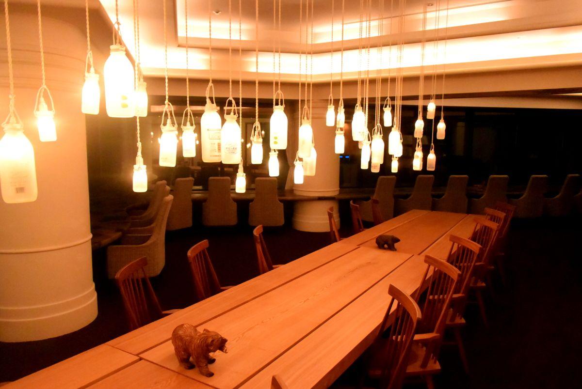 札幌のオシャレカフェとして有名な「椿サロン」が最上階に♪