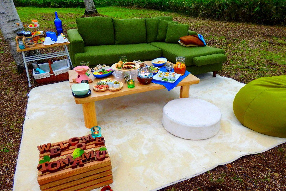 1日1組の贅沢!特別な「ピクニック」体験を北海道の大自然で
