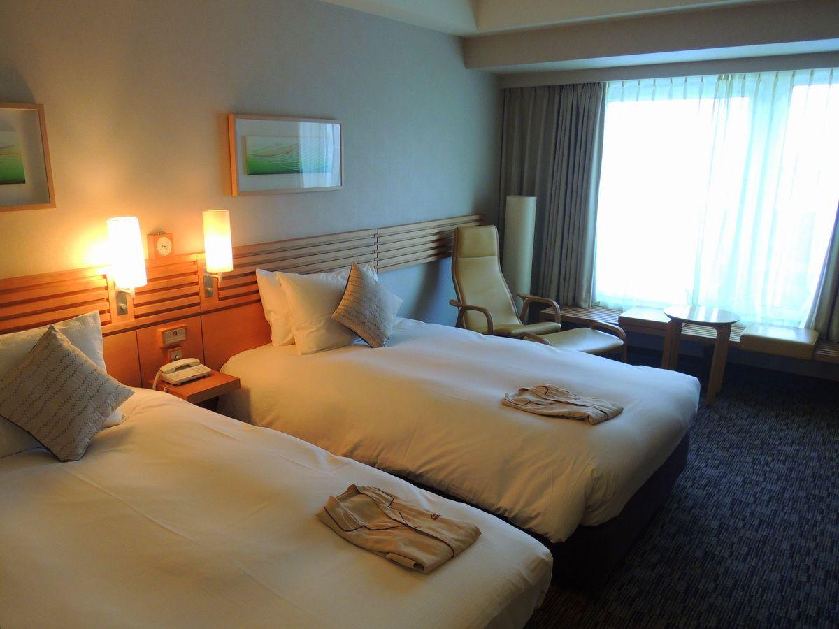 札幌の一等地を楽しむならパークビューの部屋で