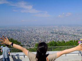 札幌原始林を爽快ドライブ!「藻岩山観光道路」がお得だって知ってた?