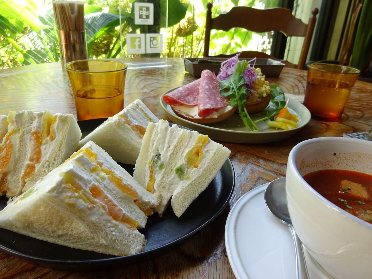 モーニングから締めパフェまで。「ファビュラス」は札幌を代表する使い勝手抜群のオシャレカフェ