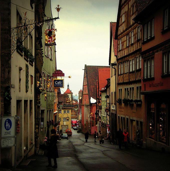 タイムトラベラーになれる場所。中世の世界を体感しよう