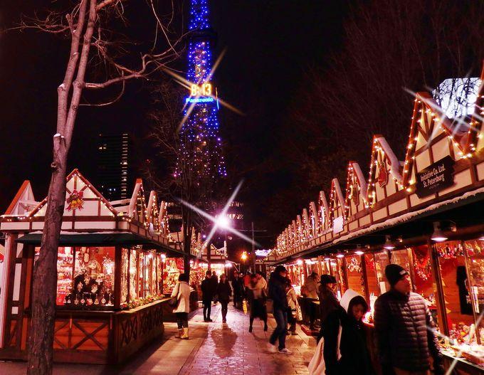 ミュンヘン・クリスマス市へのアクセスは?