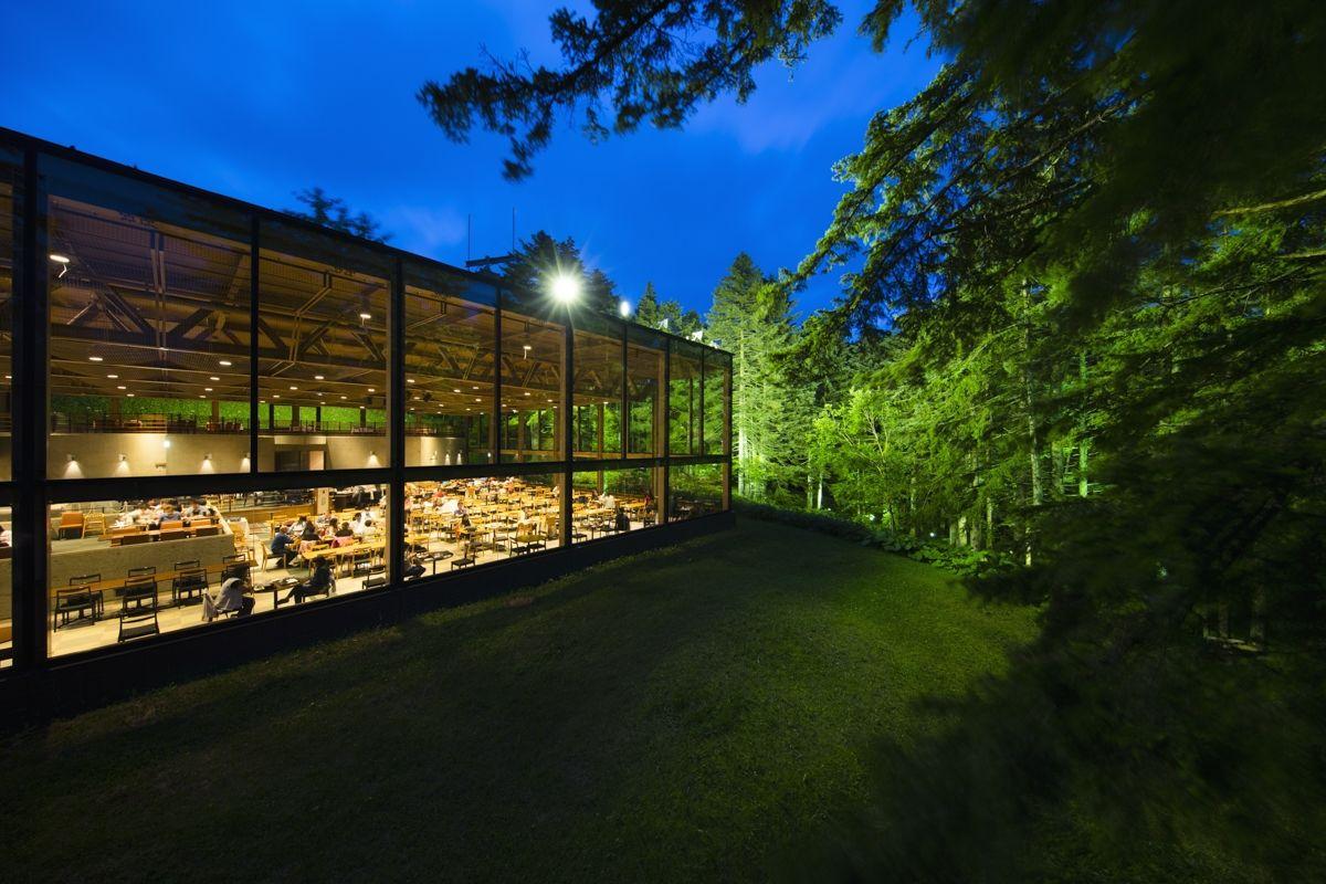 「森のレストラン ニニヌプリ」への移動方法