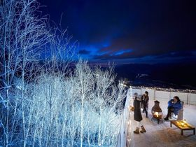 星野リゾート トマム「霧氷テラス」で冬の絶景に会いたい!