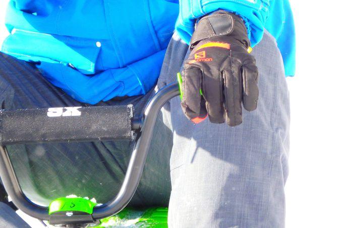 超爽快!4.2キロのゲレンデを「スノーカート」で滑ろう!