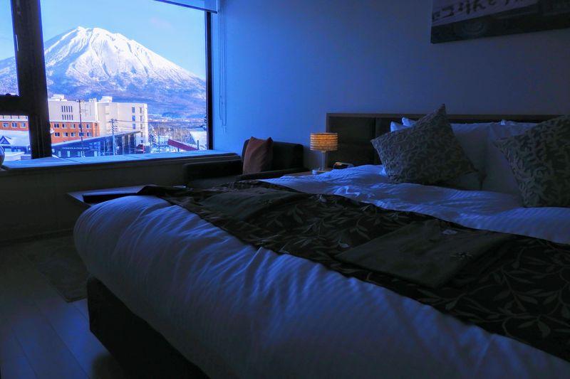 設備の充実っぷりとセンスのよさが光る客室